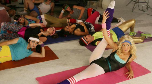fitness osamdesete Jugonostalgija: Jao, a tek moda!