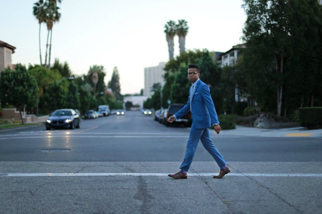garson11 Street Style: Elegancija na ulici