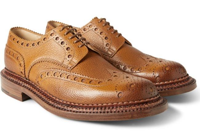 grenson1 Zumbane cipele kao modni klasik
