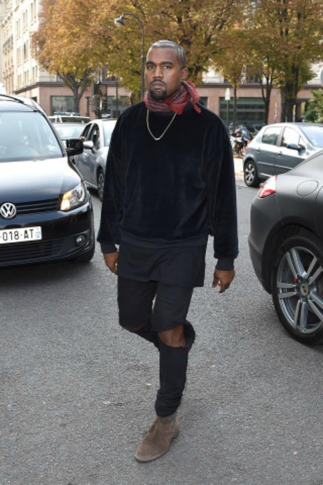 kanje vest 10 odevnih kombinacija sa nedelje mode u parizu dries van noten Kanje Vest: 10 odevnih kombinacija sa Nedelje mode u Parizu