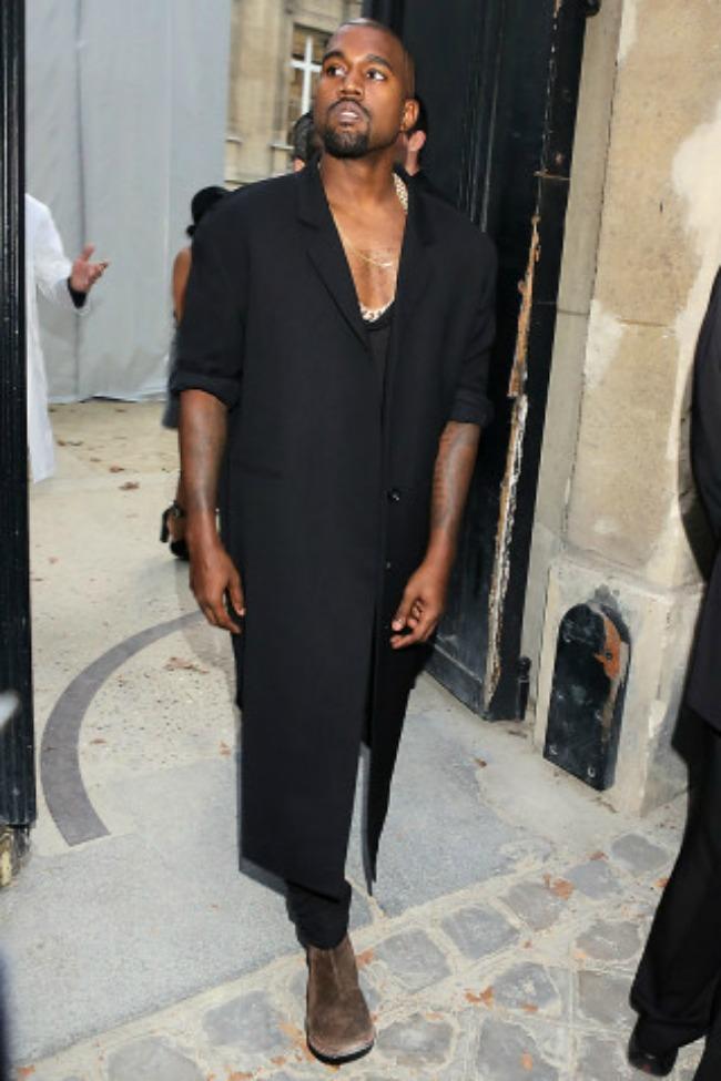 kanje vest 10 odevnih kombinacija sa nedelje mode u parizu mejson martin margiela Kanje Vest: 10 odevnih kombinacija sa Nedelje mode u Parizu