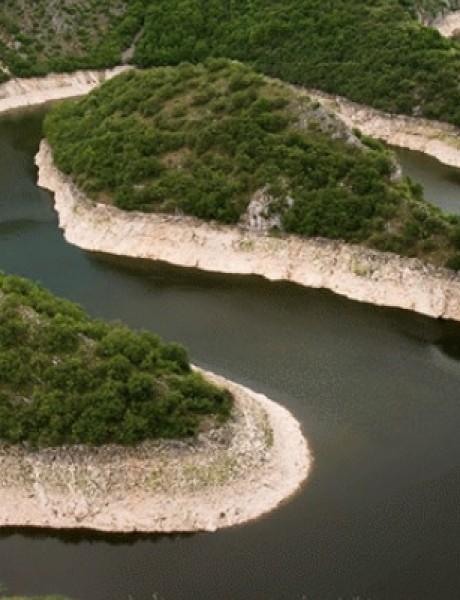 Za vikend pravac kanjon reke Uvac