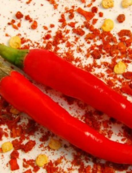 Prednosti ljute hrane