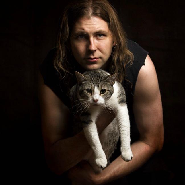 mačke11 Muškarci koji vole mačke