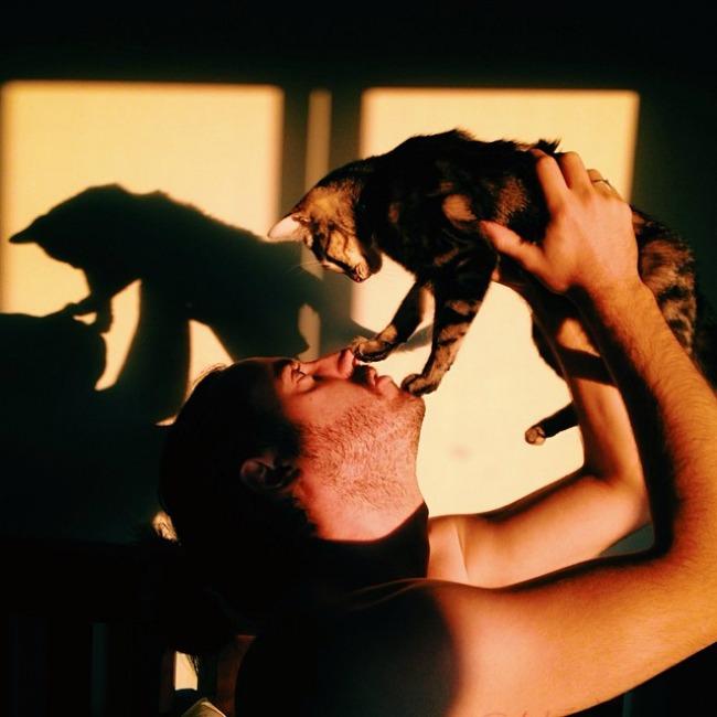 mačke22 Muškarci koji vole mačke