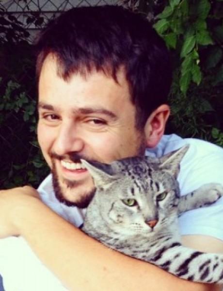 Muškarci koji vole mačke
