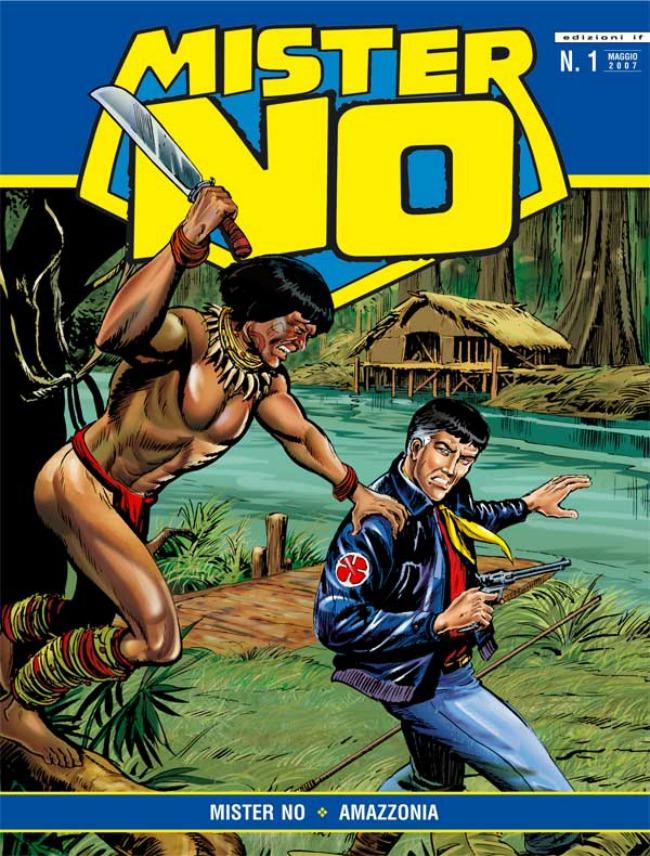 mister no1 Da li ste odrastali uz ove stripove?
