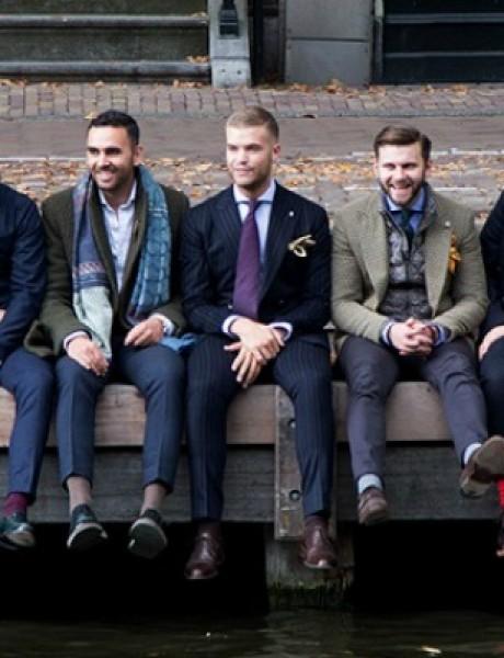 Promocija novog trenda u muškoj modi