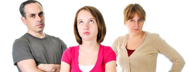 tinejdzeri i roditelji Moć gaženja: Šta privlači onaj ko je jači?
