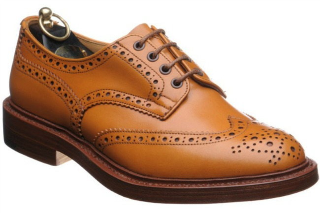 trickers1 Zumbane cipele kao modni klasik