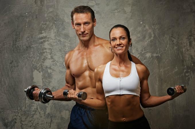 vežbanjeudvoje Pogledajte kako se vežba u dvoje