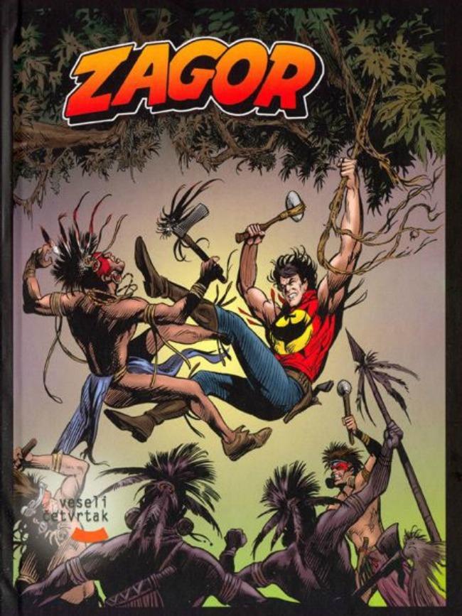 zagor1 Da li ste odrastali uz ove stripove?