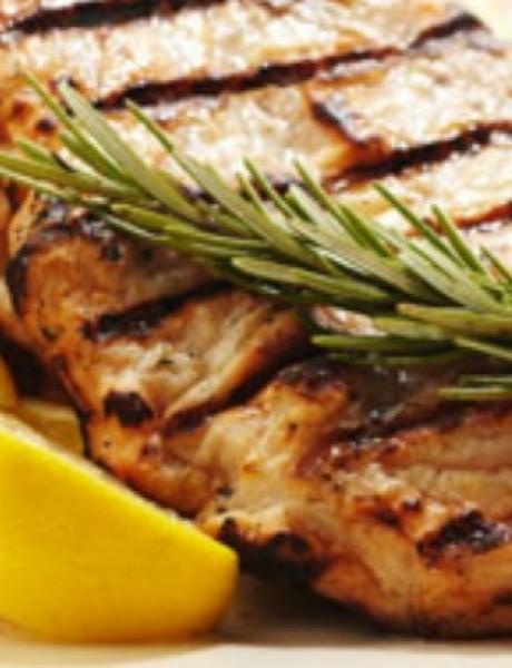 Zdravi obroci: Piletina prelivena sokom od limuna i začinima