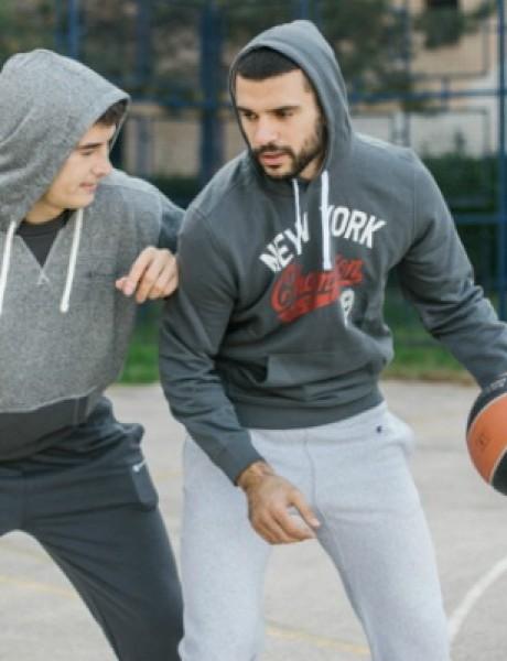 Champion modni predlog: Košarka kao inspiracija