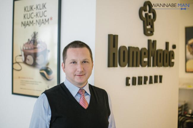 Direktor Home Made Company intervju Wannabe 3 Intervju: Dejan Đorđević, direktor HomeMade Company