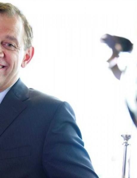 """Intervju: Marsel Lefler, generalni direktor kompanije """"Julius Meinl"""""""
