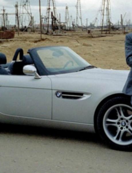 Najbolji automobili koje je vozio Džejms Bond