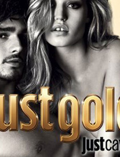 Priča o Njegovom parfemu: Just Gold by Just Cavalli