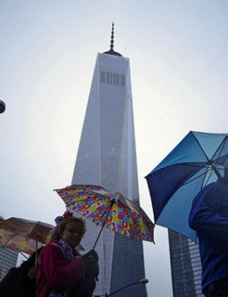 Pogledajte gif o izgradnji kule bliznakinje u Njujorku