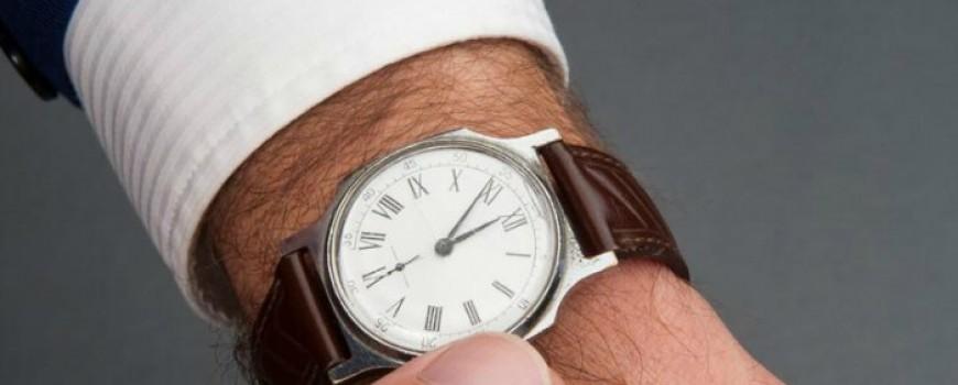 Ručni sat je statusni simbol