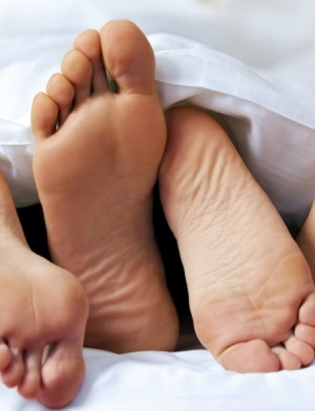 Neprijatan miris nogu- Ne više!