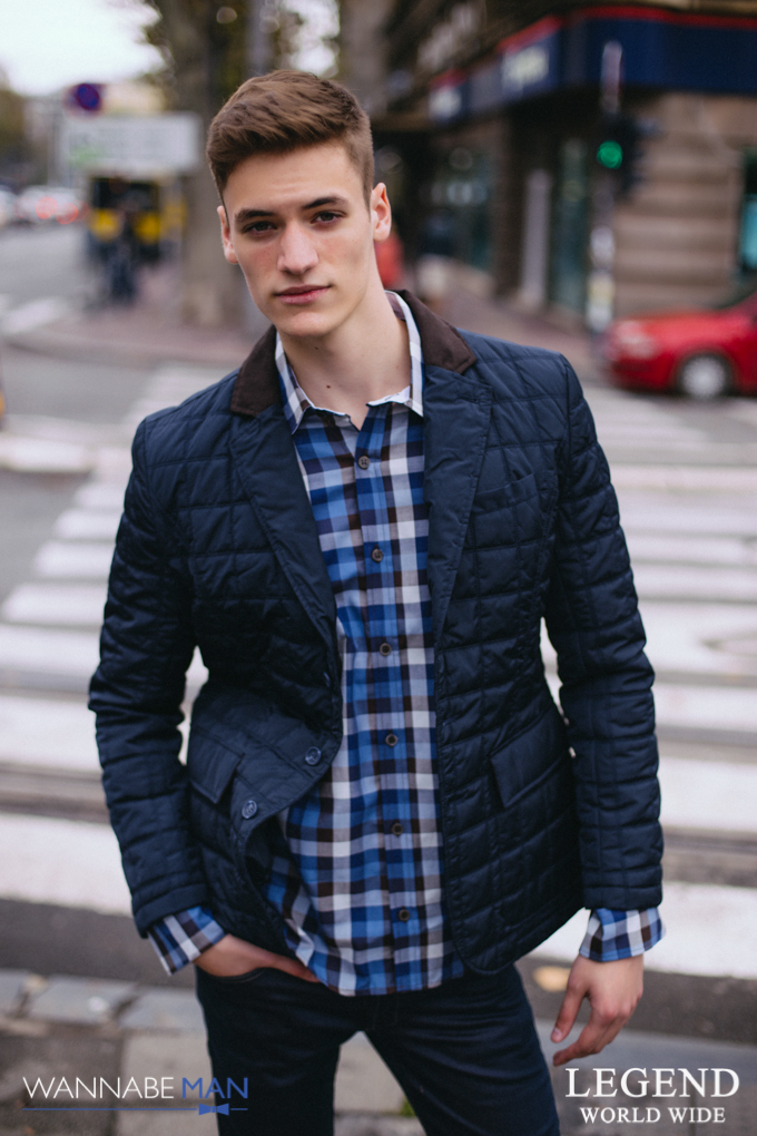 Legend in the city fashion predlog wannabeman 3 2 Legend modni predlog: Plavi decembar