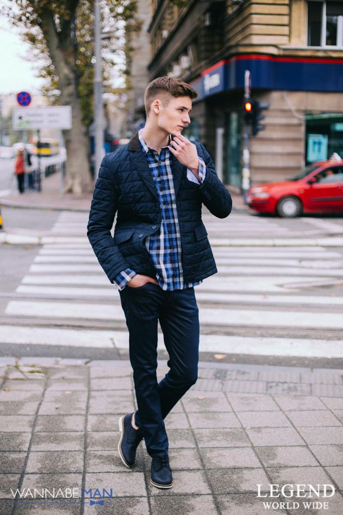 Legend in the city fashion predlog wannabeman 4 2 Legend modni predlog: Plavi decembar
