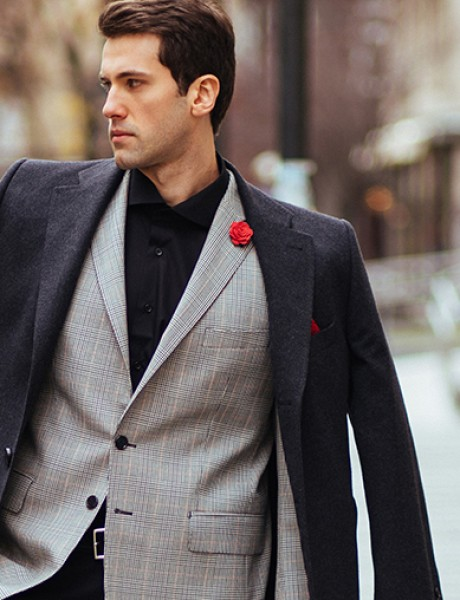 Rancco modni predlog: Moderni džentlmen