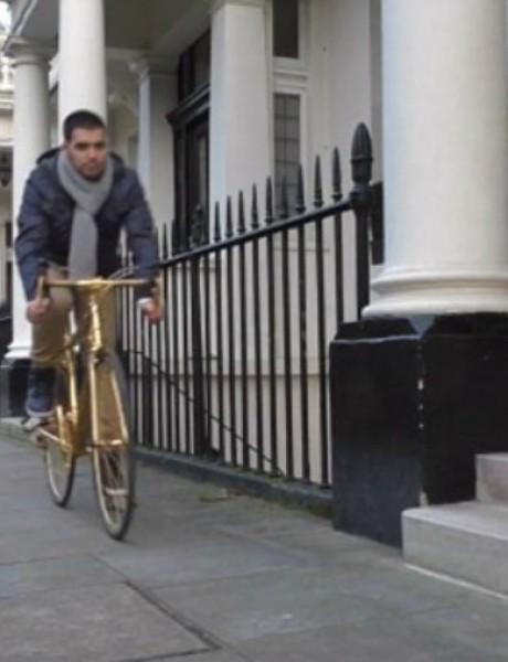 Najskuplji bicikl na svetu