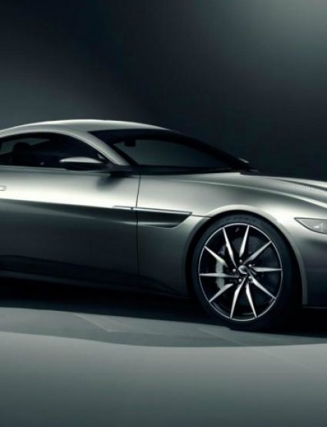 Šta će voziti Džejms Bond?