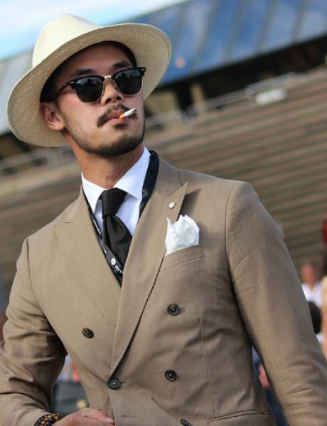 Džentlmen da budem: Džentlmen na javnim mestima