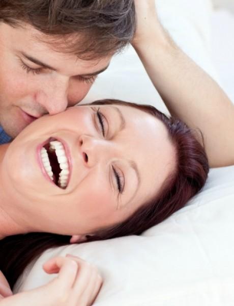 Pet načina da nasmejete ženu