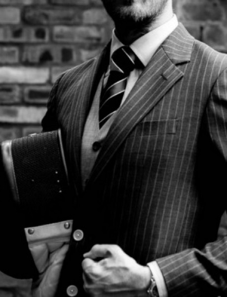 Džentlmen da budem: Džentlmen u samoposluzi