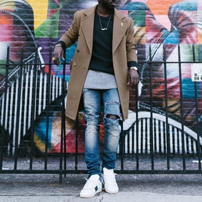 street style1 Instagram profili za prave muškarce