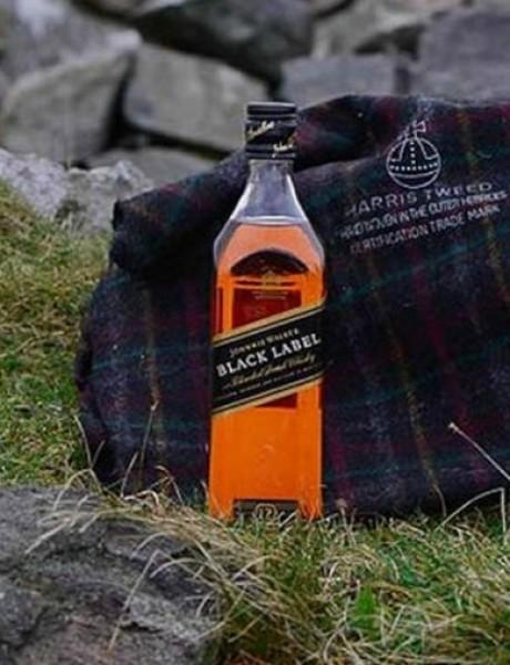 Odeća sa mirisom viskija
