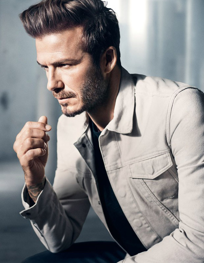 Dejvid Bekam te savetuje kako da se obučeš Dejvid Bekam te savetuje kako da se obučeš