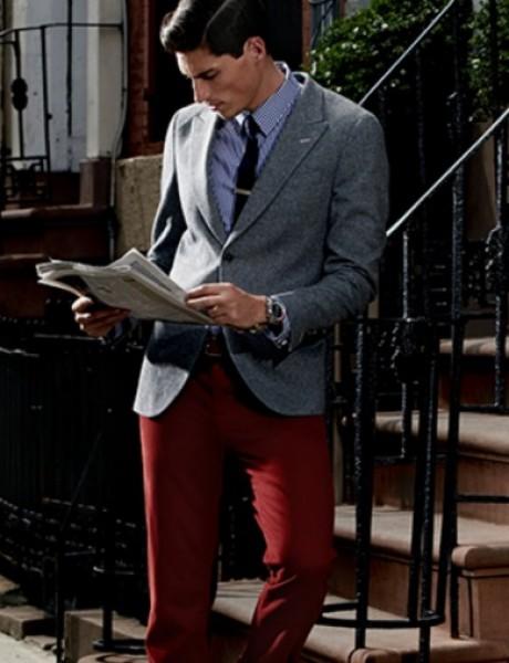 Džentlmen da budem: Džentlmen i odnos prema garderobi