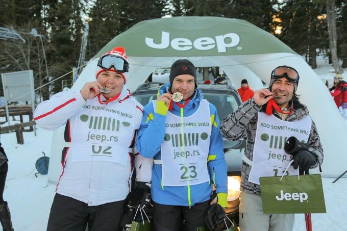 jeep4 Održana prva Jeep ski trka