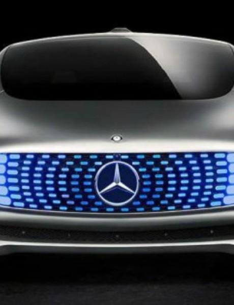 Mercedes predstavio automobil budućnosti