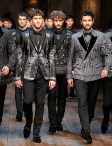 Nedelje mode za muškarce: Meka za jači pol