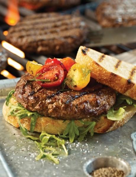 Sočan hamburger