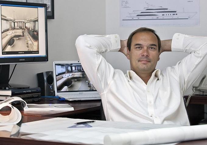 "001 ER Yacht Design Ivan Erdevicki Intervju: Ivan Erdevički, osnivač i vlasnik kompanije ""ER Yacht Design"""