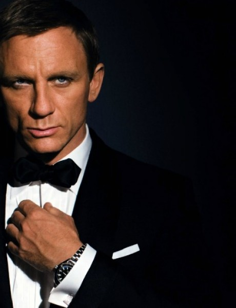 Hrani se kao Džejms Bond