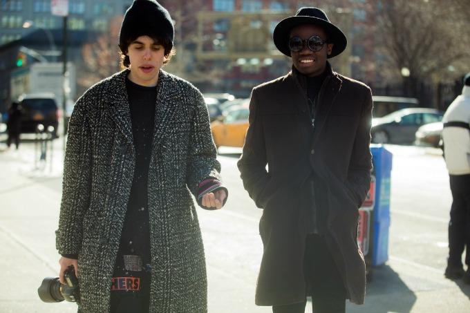 Najbolje obučeni muškarci na Nedelji mode u Njujorku 7 Najbolje obučeni muškarci na Nedelji mode u Njujorku