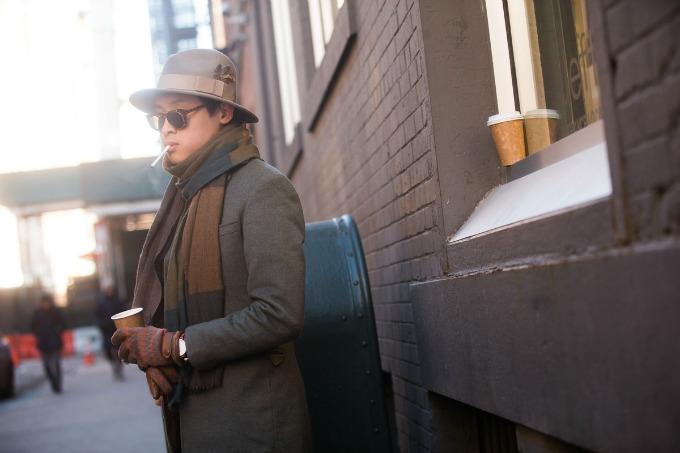 Najbolje obučeni muškarci na Nedelji mode u Njujorku 8 Najbolje obučeni muškarci na Nedelji mode u Njujorku