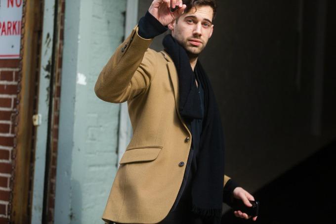 Najbolje obučeni muškarci na Nedelji mode u Njujorku 9 Najbolje obučeni muškarci na Nedelji mode u Njujorku