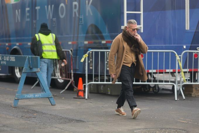 Najbolje obučeni muškarci na Nedelji mode u Njujorku Najbolje obučeni muškarci na Nedelji mode u Njujorku