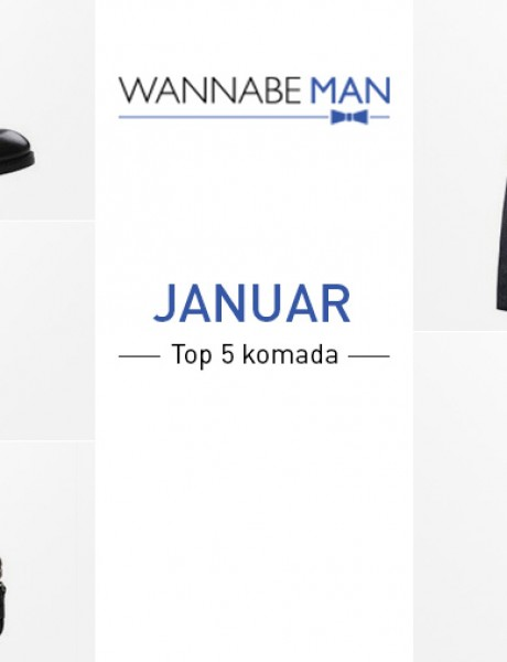 Top 5 komada: Januar