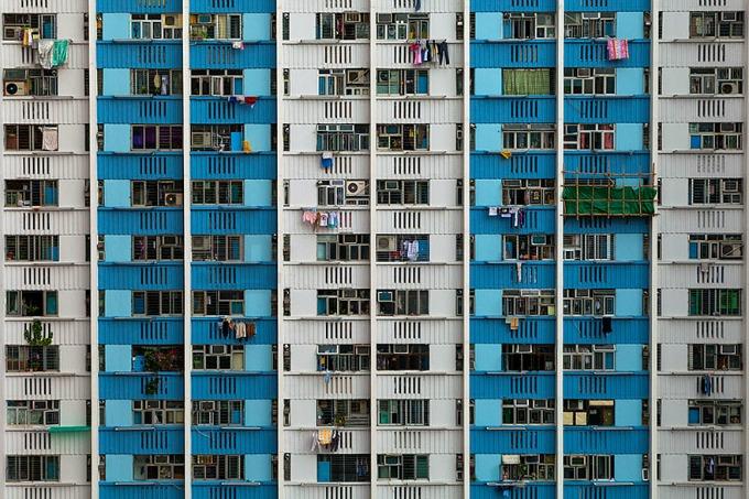 Simetrija u Hong Kongu 5 Simetrija u Hong Kongu