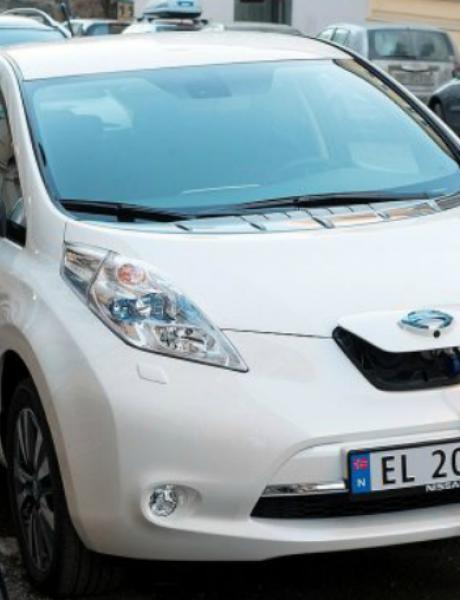 Norvežani voze automobile na struju